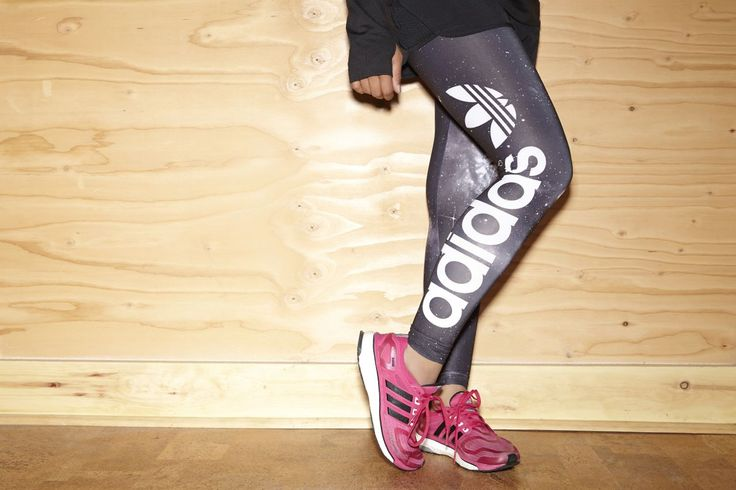 #shinewithsweat adidas Boost shoes