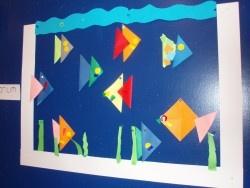 Aquarium prikbord