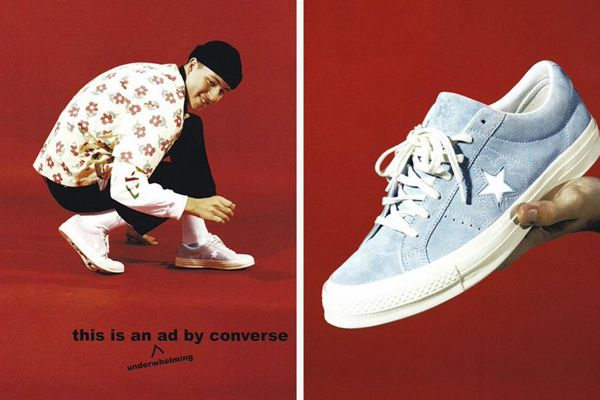 b2aab46667bb02 Golf le Fleur x Converse One Star - EU Kicks  Sneaker Magazine. Image  result for golf tyler the creator print ads