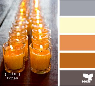 lit tones: Orange Grey, Design Seeds, Guest Bedrooms, Bedrooms Colors, Burnt Orange, Colors Palettes, Master Bedrooms, Lit Tones, Colors Schemes