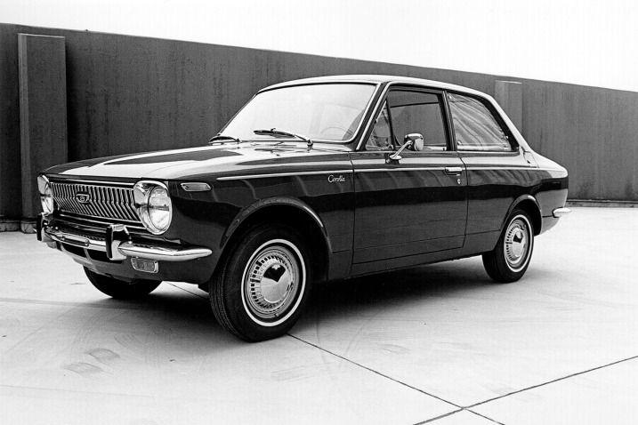 1968 Toyota Corolla #toyota #corolla #vintage #cars #auto #stampedetoyota #yyc   http://www.stampedetoyota.com