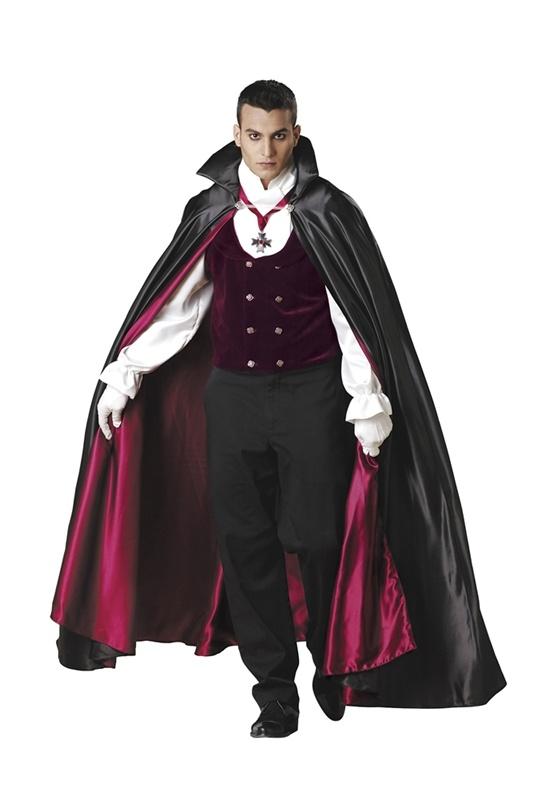 Gothic Vampire Adult Costume #gothic male costume #gothic vampire male costume