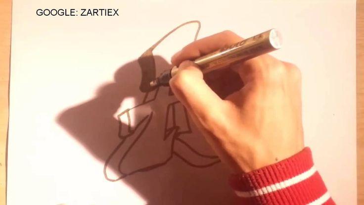 Como hacer graffitis 3D - Letras 3D de graffiti fáciles [HD] [1080p]: FACEBOOK: https://www.facebook.com/ArteZartiex/ TWITTER: https://twitter.com/Zartiex YOUTUBE: http://www.youtube.com/user/zartiex?sub_confirmation=1 INSTAGRAM: https://www.instagram.com/zartiex/ DEVIANTART: http://zartiex.deviantart.com/ BLOGGER  http://zartiex.blogspot.com/