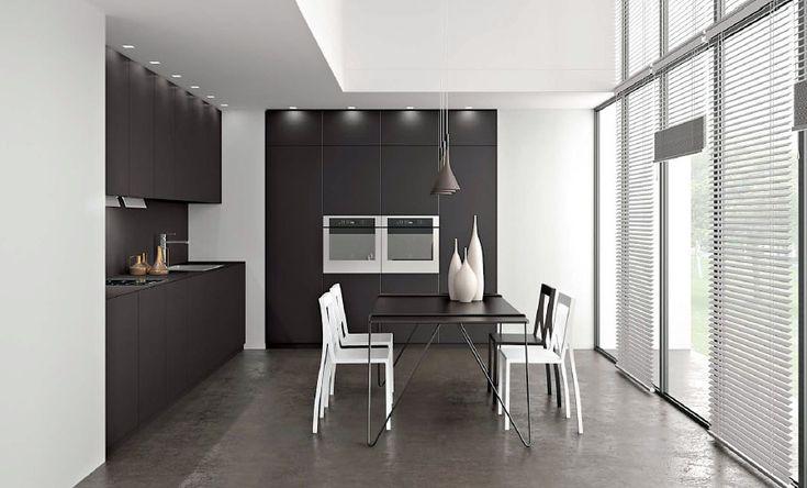 Cuisine armony fenix ntm 003 cuines fenix ntm for Muebles de cocina fenix