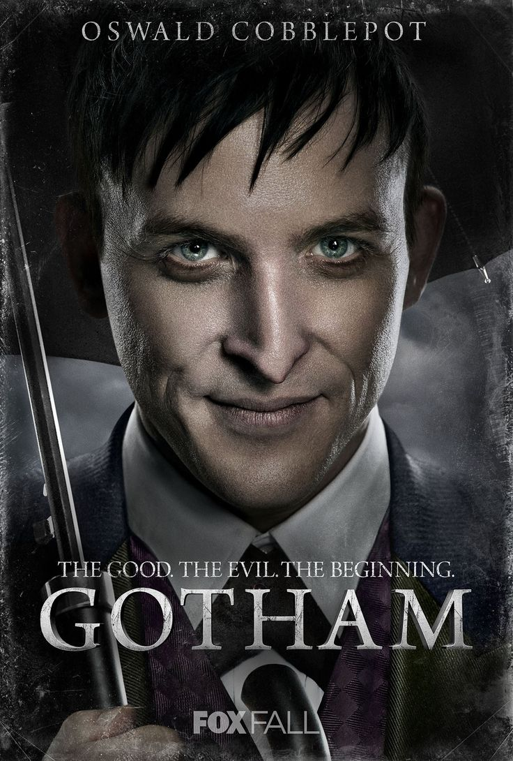 "Gotham S1 Robin Lord Taylor as ""Oswald Cobblepot"""