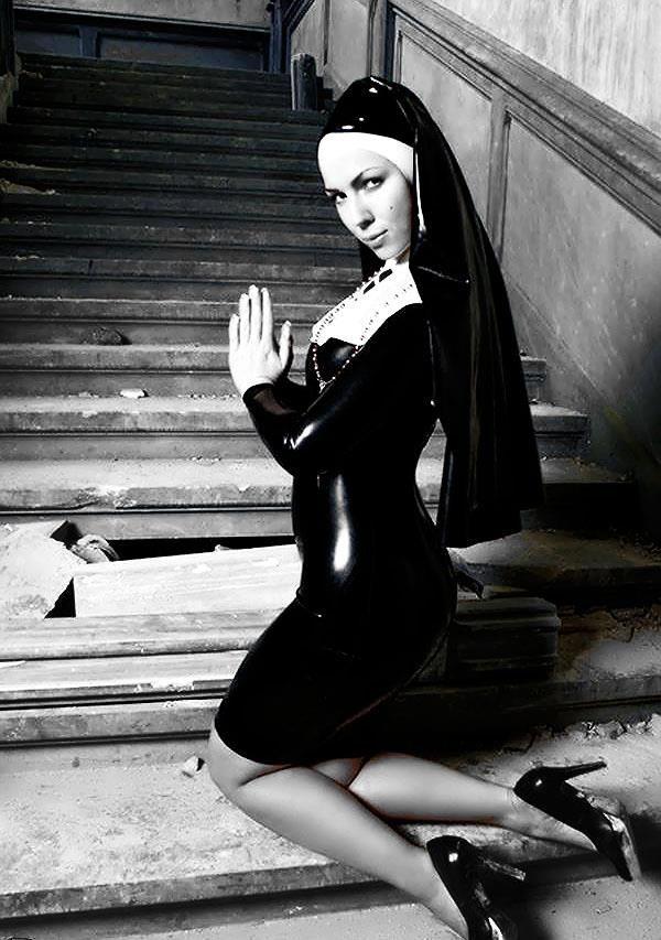 Если секс в монастырях #13