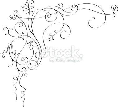 arabesques de style victorien