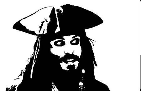 Jack Sparrow- Johnny Depp