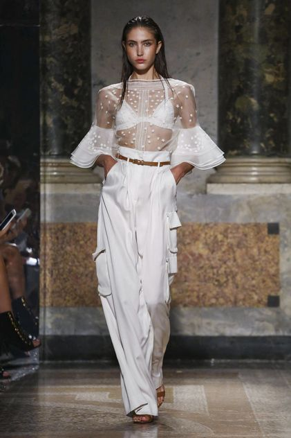 Les Copains Ready To Wear Spring Summer 2017 Milan