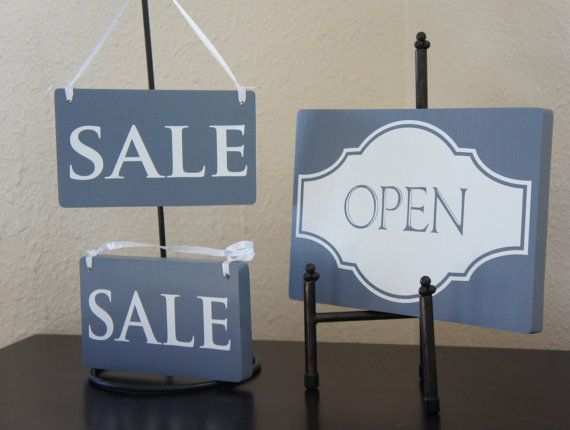 Open Closed Signs | Flashing Business and Store Displays