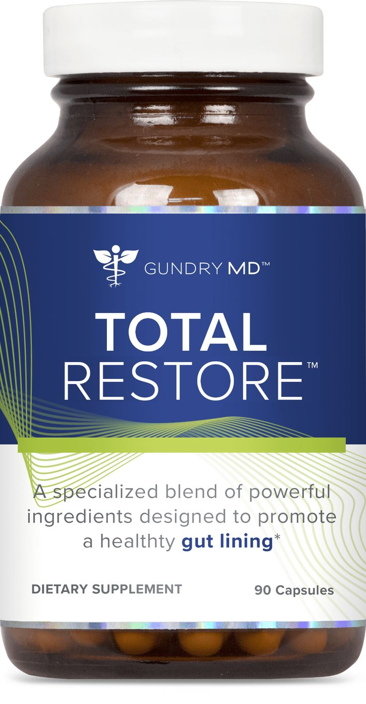 Gundry md total restore salud