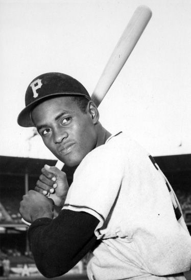Roberto Clemente  Stats tend to overwhelm baseball analysis these days, but you don't need any fancy advanced metrics to come to this conclusion: Roberto Clemente was one of the greatest athletes in the sport's history. A pure five-tool player with a lifetime batting average of .317