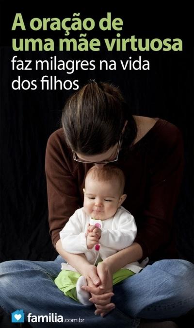 Familia.com.br | A fé de uma mãe: Como a oração de uma mãe pode realizar milagres