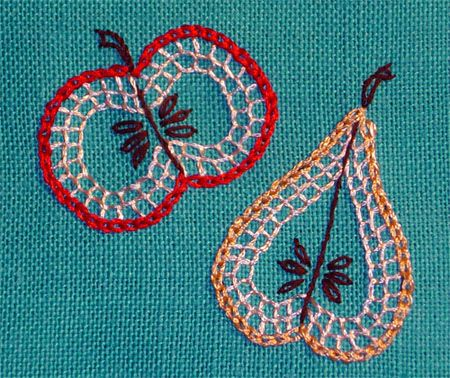 Embroidery by Helena Ericsson