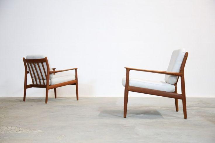 #dankegalerie #danke #galerie #mobilier #scandinave #vintage #danois #grete #chaise #fauteuil #jalk #design