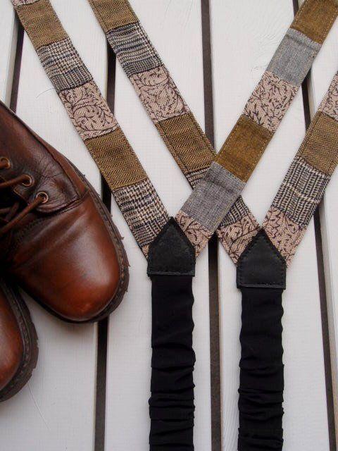 Jesienne szelki damskie patchworkowe,militarne szelki dla kobiet (proj. Baboshka), do kupienia w DecoBazaar.com