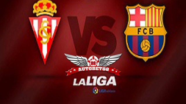 Prediksi Sporting Gijón VS Barcelona 18 February 2016 inbol.net