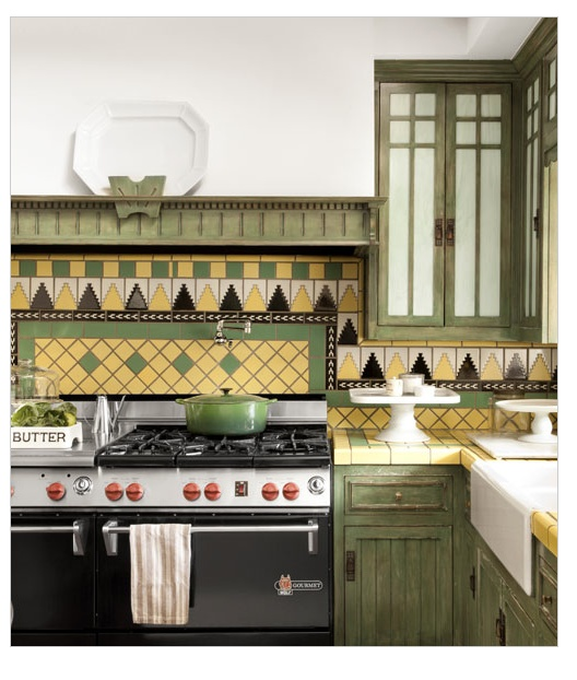 Old Kitchen Tile: 17 Best Images About Spanish Kitchens On Pinterest