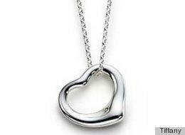 Remember those Elsa Peretti for Tiffany heart and bean necklaces from the early 2000s? We had one.