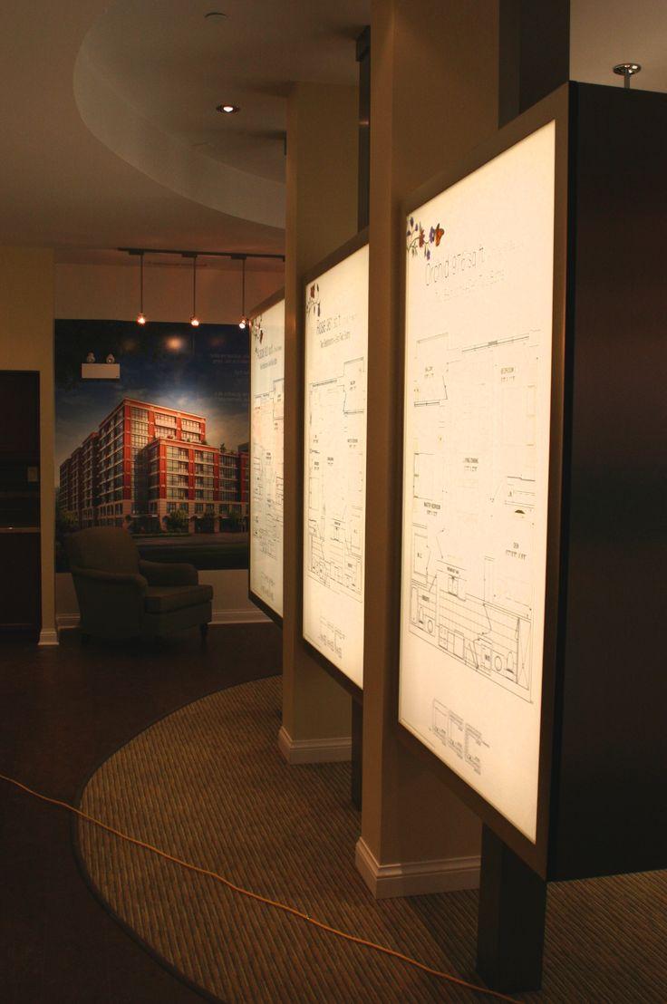 Gramercy Park Presentation Centre, North York.  #design #development #toronto #condos #interiors #condolife #northyork