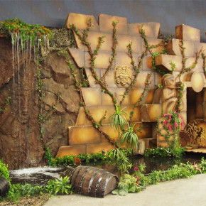 Brilliant Jungle Decorations Ideas