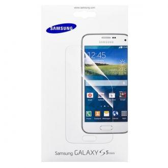 Folia ochronna do smartfona Samsung Galaxy S5 Mini. Folia skutecznie ochroni wyświetlacz urządzenia przed zadrapaniami i zarysowaniami, jednocześnie nie pogarszając widoczności ekranu. Folia jest bardzo łatwa do założenia, w zestawie znajdują się wszystkie potrzebne akcesoria.