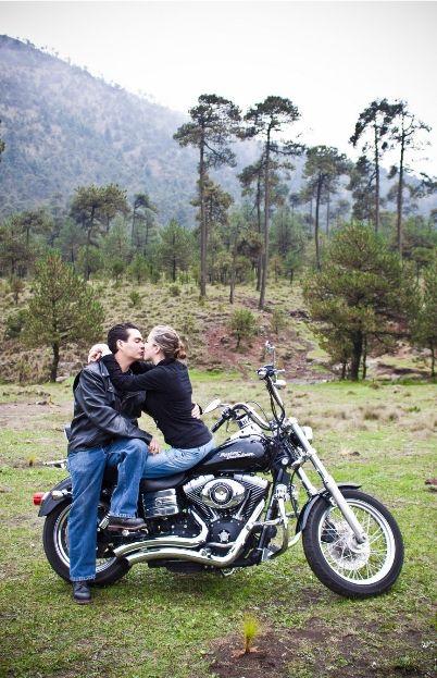 Fotografía en pareja antes de la boda