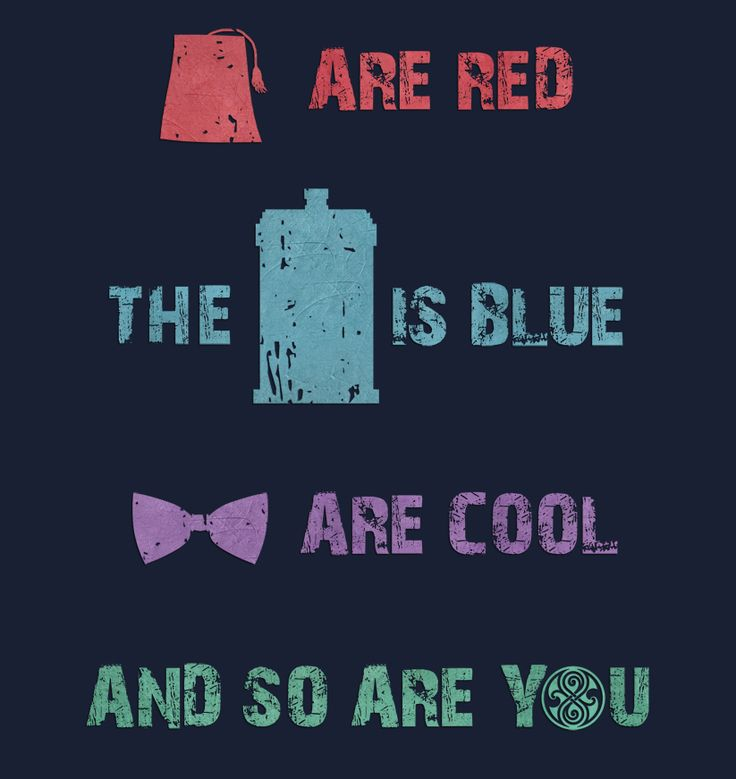 Doctor Who T-shirt by ~Placeb0-Girl on deviantART