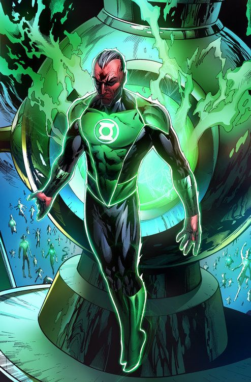 Sinestro - Fearless |#comics