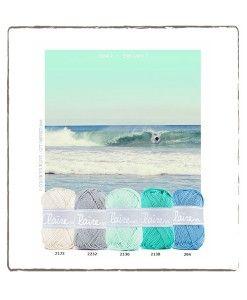 byClaire nr.1 kleurinspiratie pakket Beach
