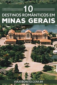 10 destinos românticos em Minas Gerais para passar a lua de mel ou o Dia dos Namorados. Foto de Araxá, no triângulo mineiro. Créditos: Conrado / Wikimedia Commons