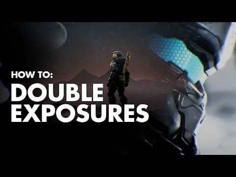 Double Exposure Effect Tutorial – Photoshop & After Effects - YouTube
