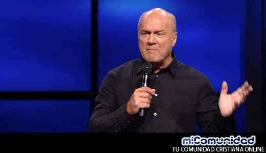 Pastor Greg Laurie: \