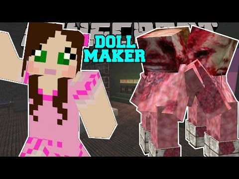 The Doll Maker Custom Map 2