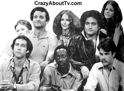 The originals of Saturday Night Live!  Oh, so young!  Just like us!  :)