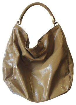 """ysl shoes discount - Yves Saint Laurent Ysl Patent Leather """"Roady"""" Hobo Bag www ..."""