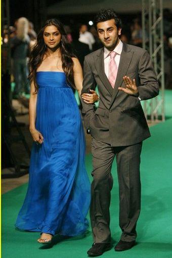 Deepika Padukone In Versace