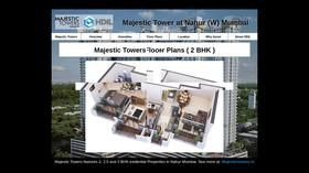 Residential Property for Sale in Nahur Mumbai | Majestic Towers