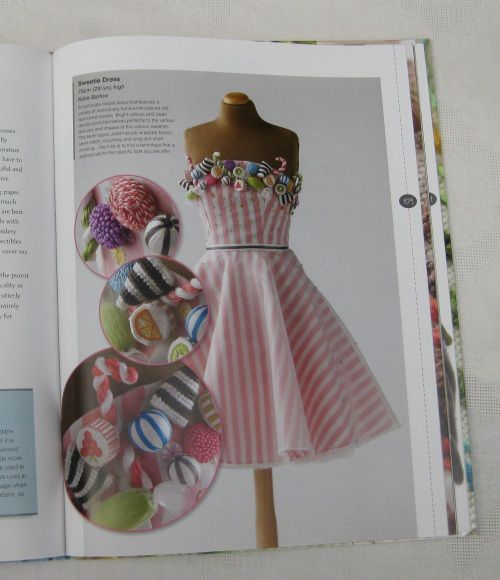 Click through to read a book review of this amazing stumpwork book: 'Raised embroidery' by Kelley Aldridge