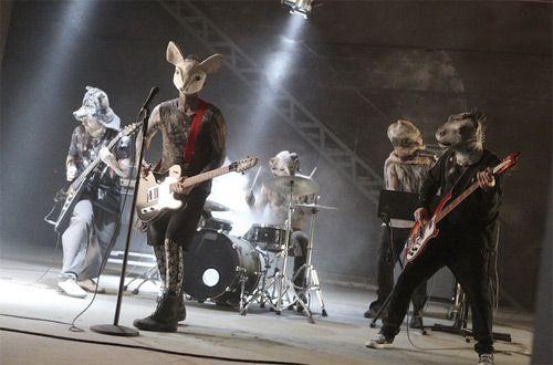Группа «Звери» презентовали новый клип «Страха нет» (видео)