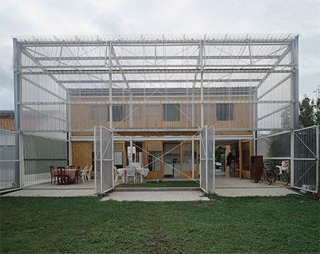 Lacaton & Vassal Maison Latapie, Floirac, Gironde - 1993