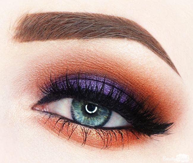vice 4 eyeshadow looks | Om de look af te maken bracht ik de House of Lashes Pixie Luxe Lashes ...