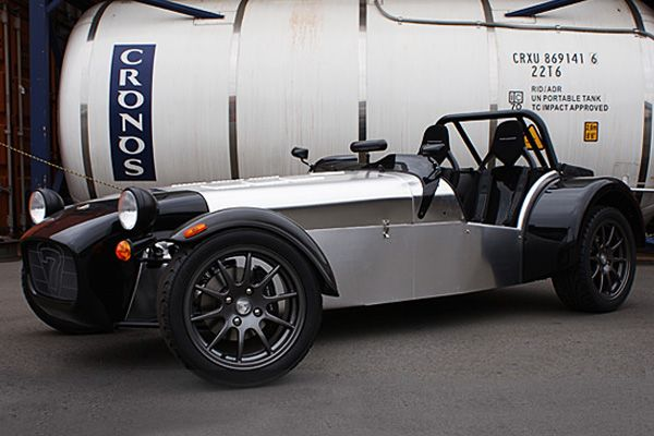 CATERHAM SUPER SEVEN Superlight