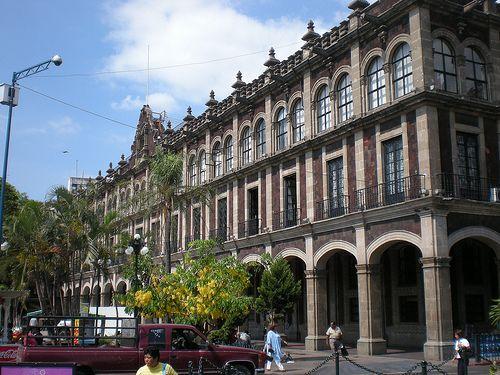 Governor's Palace, Cuernavaca, Mexico