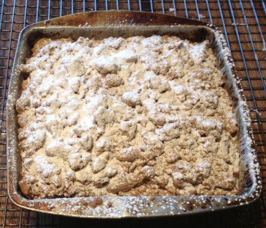 New York Crumb Cake America