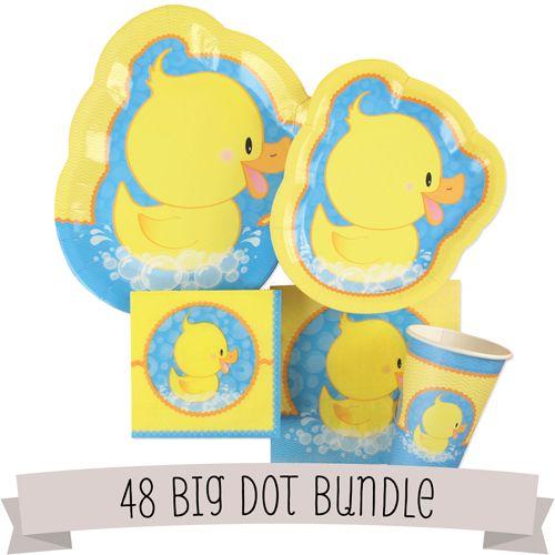 Ducky Duck - Baby Shower