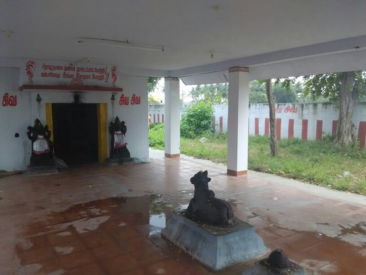 Vasitaswarar temple at the back side of pachayappas women college kanchipuram, taminadu, india www.kanchipuramguide.com