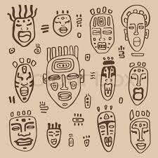 Výsledek obrázku pro ethnic masks