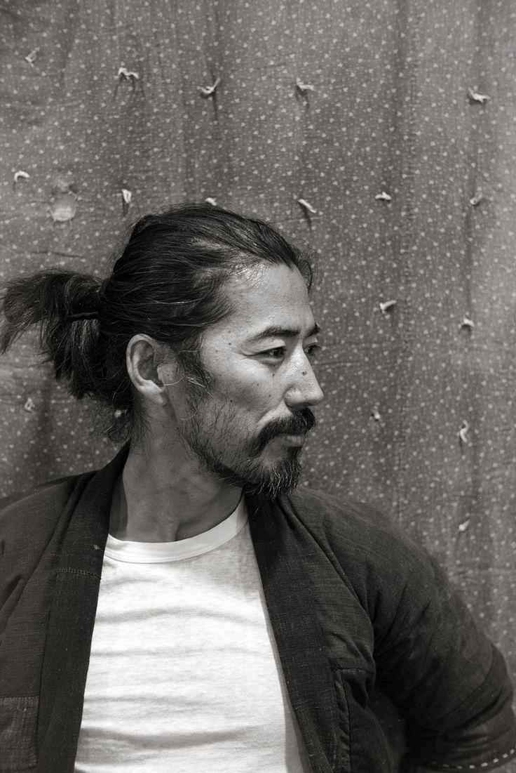 Samurai | Asian men long hair, Long hair styles men, Top hairstyles for men