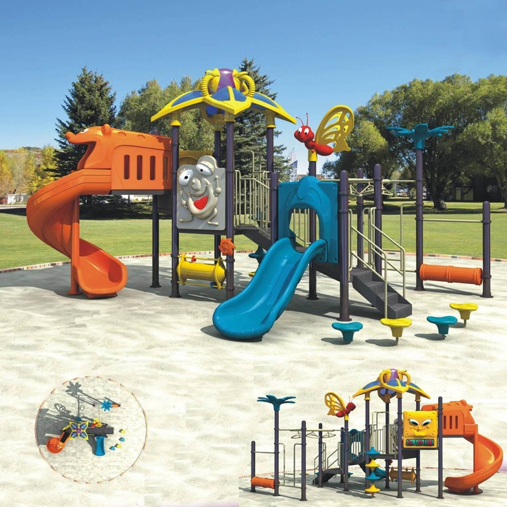 Outdoor Play Equipment: 33 Best Images About Outside Playground Equipment On